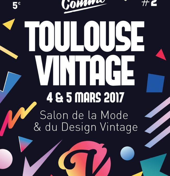 Évènement – Toulouse vintage 2017