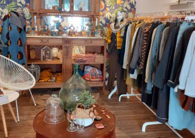 interieur boutique merveilles ambiance bijoux pret a porter montpellier