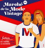 Évènement – Marché de la mode vintage Lyon 2019