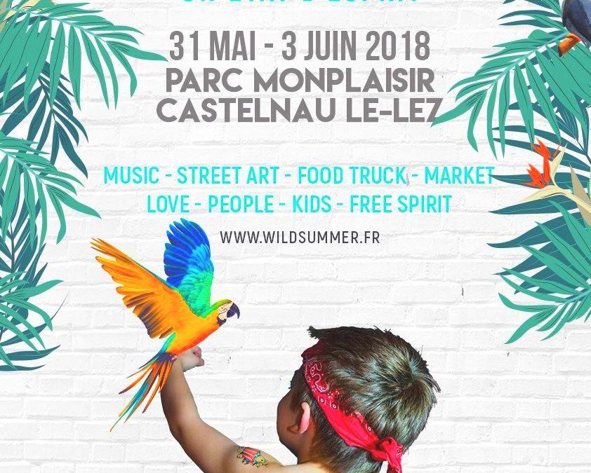 Évènement – Wild summer festival 2018